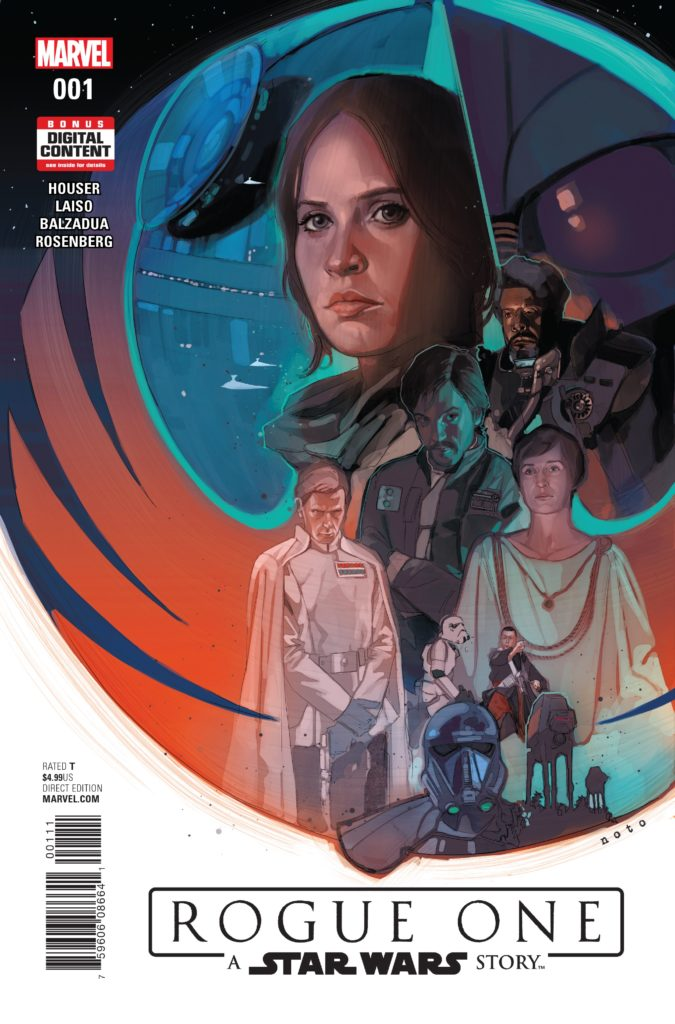 Rogue One #1 (April 2017)