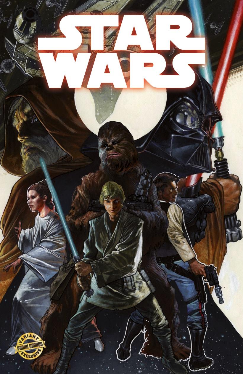 Star Wars #1 (Simone Bianchi Comic-Kollektion-Variantcover) (15.02.2017)