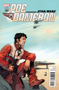 Poe Dameron #12 (Bengal Variant Cover) (15.03.2017)