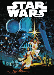 Star Wars Insider #172 (Comic Store Cover)