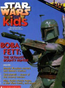 Star Wars Kids #10 (April 1998)
