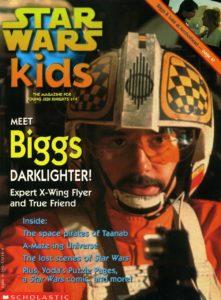 Star Wars Kids #14 (August 1998)