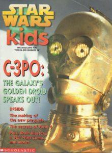 Star Wars Kids #8 (Februar 1998)