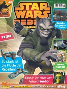 Star Wars Rebels Magazin #29 (15.03.2017)