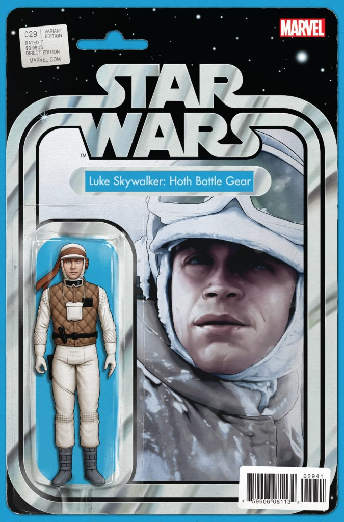 Star Wars #29 (Action Figure Variant Cover) (01.03.2017)
