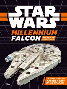 Millennium Falcon - Book and Mega Model (05.10.2017)