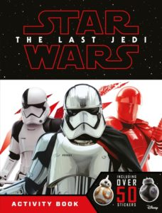 Star Wars: The Last Jedi: Activity Book with Stickers (15.12.2017)