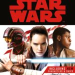 Journey to Star Wars: The Last Jedi Colouring Book (01.09.2017)