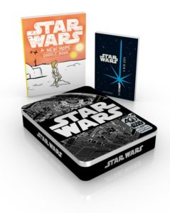 Star Wars 40th Anniversary Tin (05.10.2017)