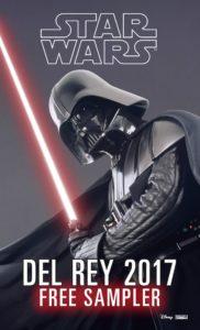 Del Rey Star Wars Sampler