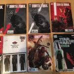 Mehrere Variantcover für Darth Maul #1