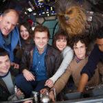 Der Cast des Han-Solo-Films