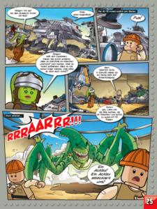 LEGO Star Wars Magazin #20 - Vorschau Seite 25