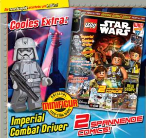 LEGO Star Wars Magazin #20 - Vorschau Seite 34