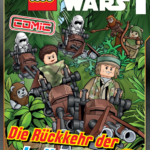 LEGO Star Wars Comic Sammelband #4 (07.01.2017)