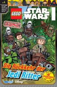 LEGO Star Wars Comic Sammelband #4 (07.01.2017)
