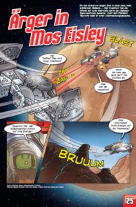 LEGO Star Wars Comic Sammelband #4 - Vorschau Seite 25