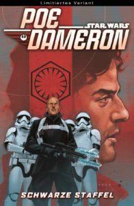 Poe Dameron I: Schwarze Staffel (Limitiertes Variantcover) (01.07.2017)