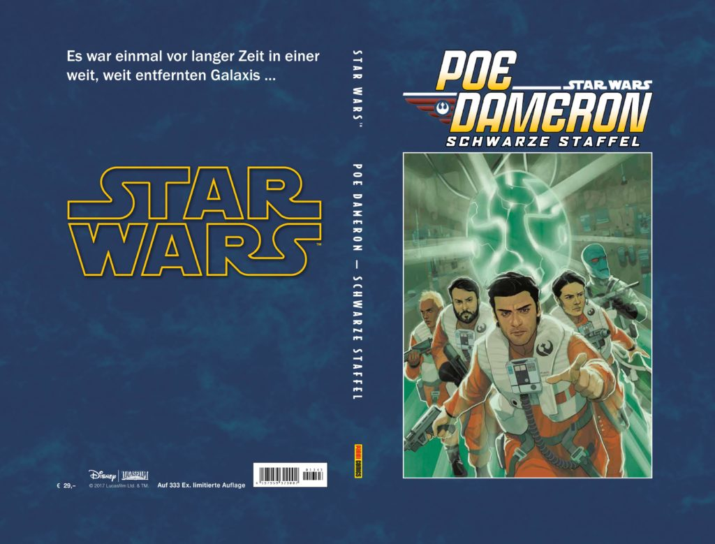 Poe Dameron: Schwarze Staffel (Limitiertes Hardcover) (25.04.2017)