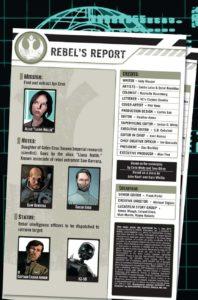 Rogue One #1 Vorschauseite 1
