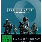 Rogue One Limited Steelbook 3D Blu-ray (04.05.2017)