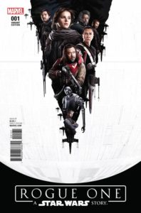 Rogue One #1 (Movie Variant Cover) (05.04.2017)