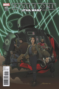 "Rogue One #1 (Joe Quinones ""Droids"" Variant Cover) (05.04.2017)"