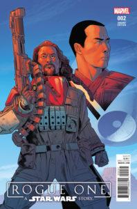 Rogue One #2 (Kris Anka Variant Cover) (03.05.2017)