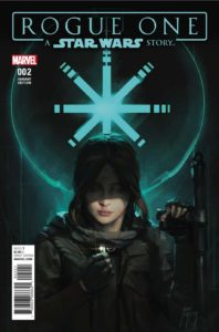 Rogue One #2 (Jon McCoy Concept Variant Cover) (03.05.2017)