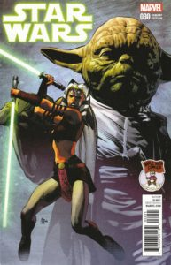 Star Wars #30 (Mike Deodato Mile High Comics Variant Cover) (05.04.2017)