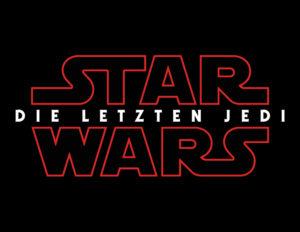 Die letzten Jedi Logo