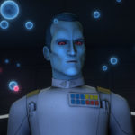 In Through Imperial Eyes beweist Thrawn sein strategisches Geschick.