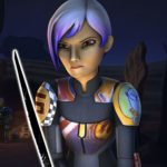Sabine muss ihre neue Rolle in Trials of the Darksaber akzeptieren und annehmen.