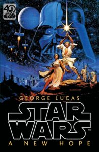 Star Wars: A New Hope - 40th Anniversary Edition (04.05.2017)