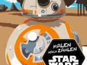 Disney kreativ: Star Wars: Malen nach Zahlen (25.07.2017)