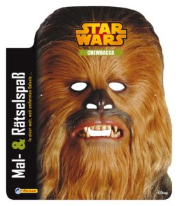 Mal- und Rätselspaß Chewbacca (31.01.2018)