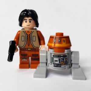 LEGO Star Wars: Rätselspaß für galaktische Helden LEGO Minifiguren