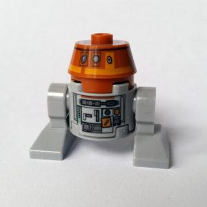 LEGO Star Wars: Rätselspaß für galaktische Helden Chopper