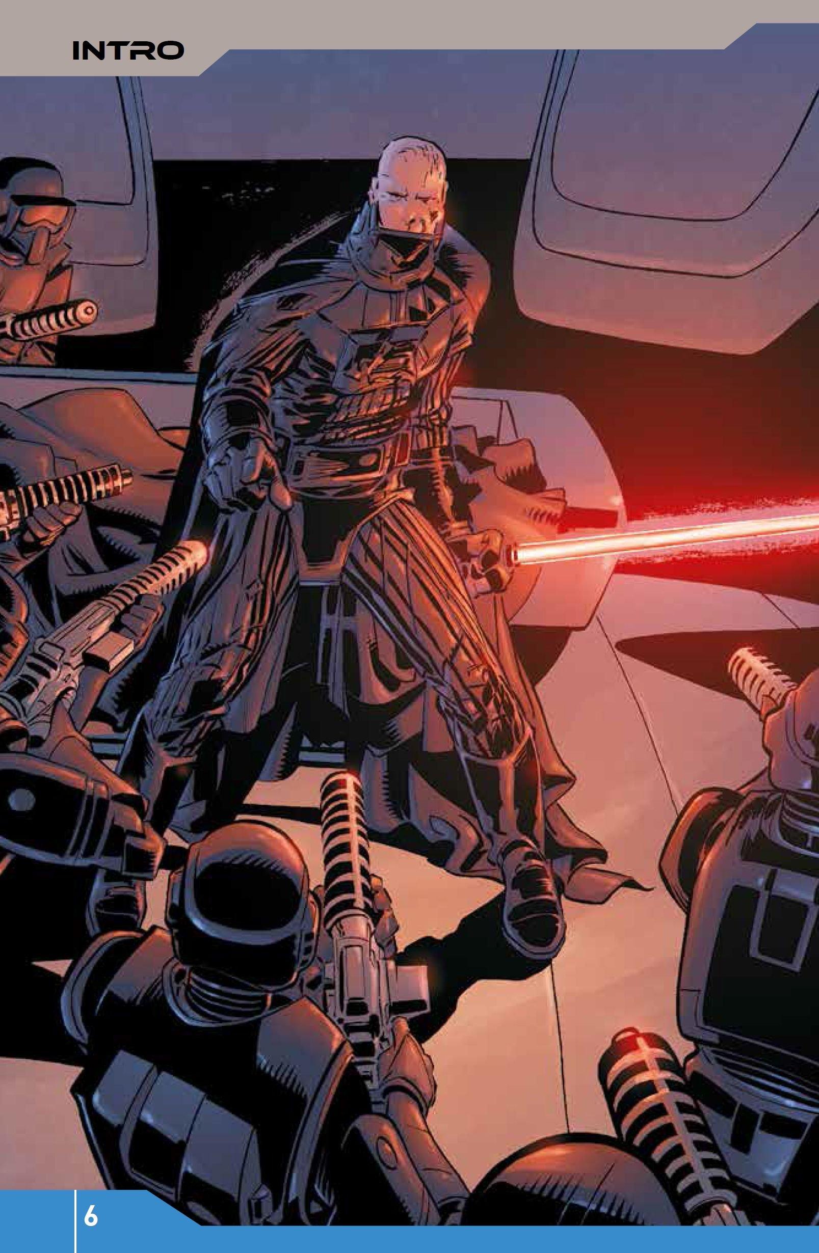 Star Wars Comic-Kollektion, Band 9: Darth Vader und das verlorene Kommando - Vorschauseite 3