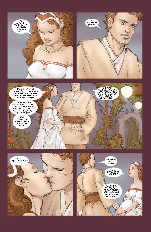 Star Wars Comic-Kollektion, Band 9: Darth Vader und das verlorene Kommando - Vorschauseite 4