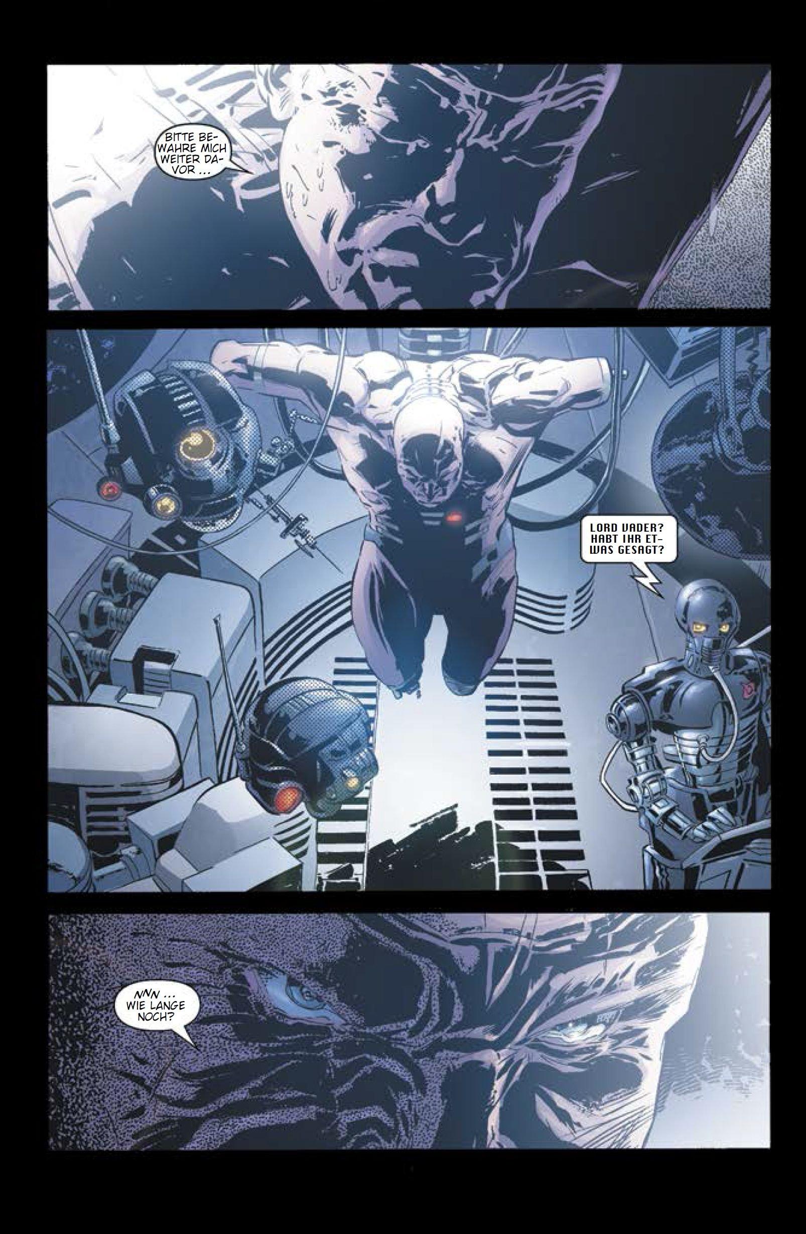 Star Wars Comic-Kollektion, Band 9: Darth Vader und das verlorene Kommando - Vorschauseite 5