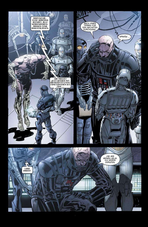Star Wars Comic-Kollektion, Band 9: Darth Vader und das verlorene Kommando - Vorschauseite 7