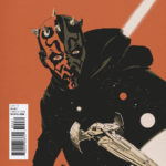 Darth Maul #4 (Francesco Francavilla Variant Cover) (21.06.2017)