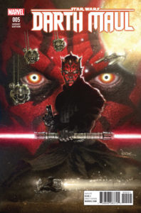 Darth Maul #5 (Kaare Andrews Variant Cover) (21.06.2017)