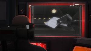 Imperiale Agenten überwachen die Rebellen in <em>Double Agent Droid</em>.