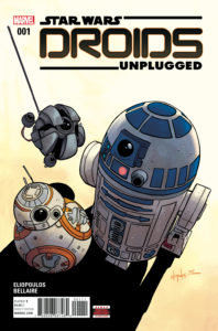 Droids Unplugged #1 (28.06.2017)