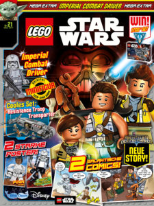 LEGO Star Wars Magazin #21 (01.03.2017)