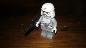 LEGO Star Wars Magazin #21 - Imperial Combat Driver - Minifigur
