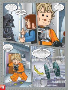 LEGO Star Wars Magazin #22 - Vorschau Seite 10