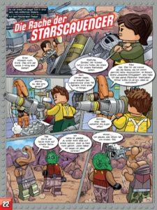 LEGO Star Wars Magazin #22 - Vorschau Seite 22